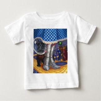 Steampunk Unze Baby T-shirt