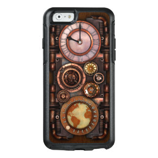 Steampunk Vintager Timepiece OtterBox iPhone 6/6s Hülle