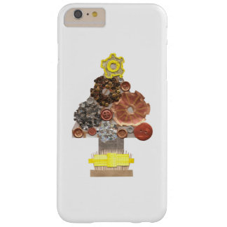 Steampunk Weihnachtsbaum IPhone 6/6s plus Fall Barely There iPhone 6 Plus Hülle