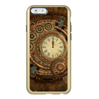 Steampunk, wunderbares Uhrwerk Incipio Feather® Shine iPhone 6 Hülle