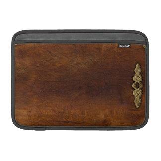 Steampunk-Zeit! MacBook Sleeve