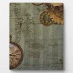 Steampunk Zeit-Maschine Platten