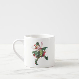 Stechpalmen-Fee Espressotasse