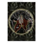 Stechpalmen-König Holiday Card Grußkarte