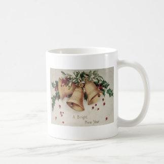 Stechpalmen-Mistelzweig-Bell Bell Winterberry Kaffeetasse