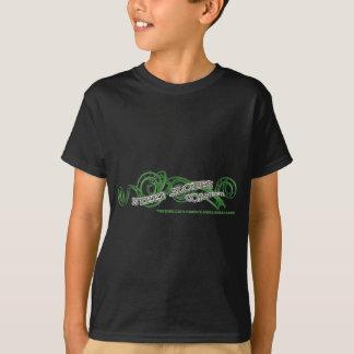 Steep Slopes Coaster Green RJC02WS.png T-Shirt