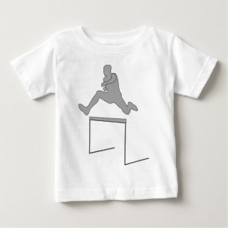 Steeplechase-Silhouette Baby T-shirt