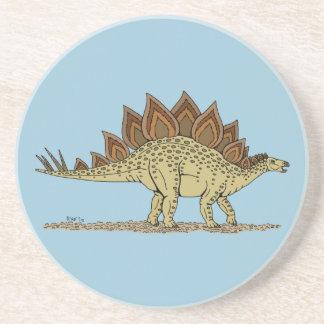 Stegosaurus Getränkeuntersetzer