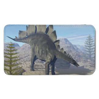 Stegosaurusdinosaurier - 3D übertragen Galaxy S5 Tasche