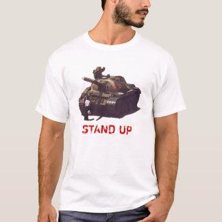 Stehen Sie oben für Freiheit T-Shirt