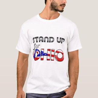 Stehen Sie oben für Ohio T-Shirt