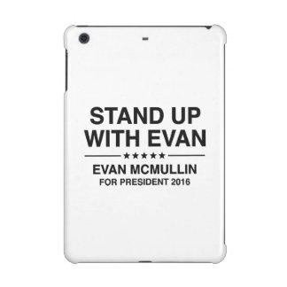 Stehen Sie oben mit Evan