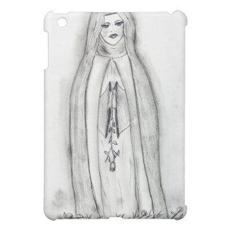 Stehende Mary iPad Mini Hülle