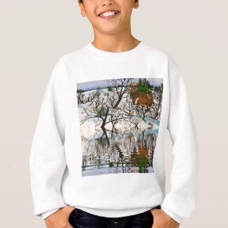 Stehende Rotwild Sweatshirt