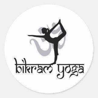 Yoga Aufkleber