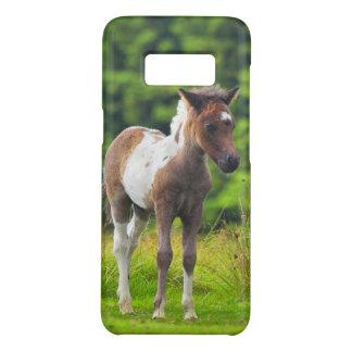 Stehendes Dartmoor Pony-Fohlen Case-Mate Samsung Galaxy S8 Hülle