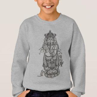 Stehendes Ganesha Sweatshirt