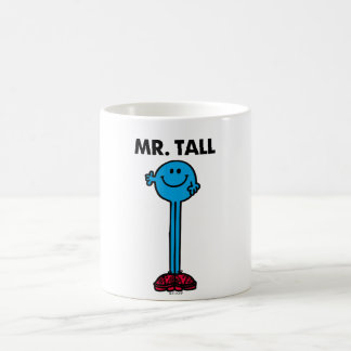 Stehendes hohes Herr-Tall | Tasse