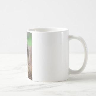 Stehendes Meerkat Kaffeetasse