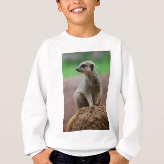 Stehendes Meerkat Sweatshirt