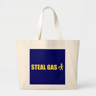 Stehlen Sie Gas Tragetaschen