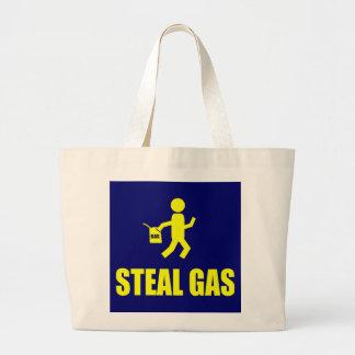 Stehlen Sie Gas Tasche