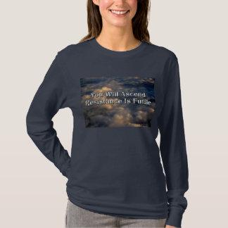 Steigen Sie auf T-Shirt