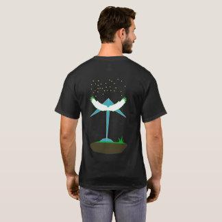 Steigen Sie hoch an T-Shirt