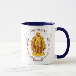 Steigende Tasse Springfields