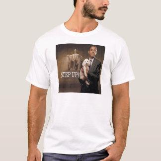 STEIGERN SIE OBAMA T-Shirt