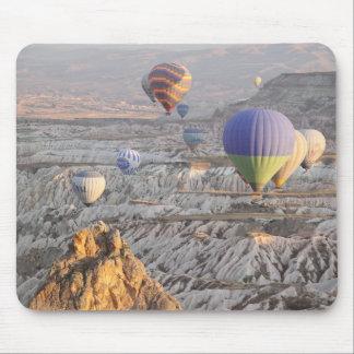 Steigt Flug mousepad im Ballon auf