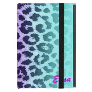 Steigungs-blaue rosa iPad mini schutzhülle