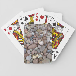 Stein-klassische Spielkarten