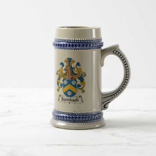 Steinbach-Familienwappen Tee Tasse