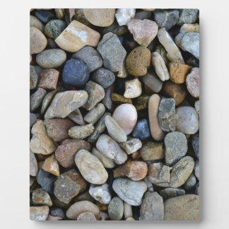 Steinbeschaffenheit Fotoplatte