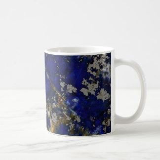 Steinbeschaffenheit: Lapislazuli Kaffeetasse