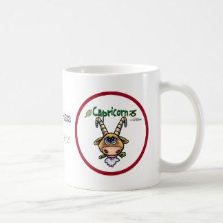 Steinbock - die Ziege Kaffeetasse