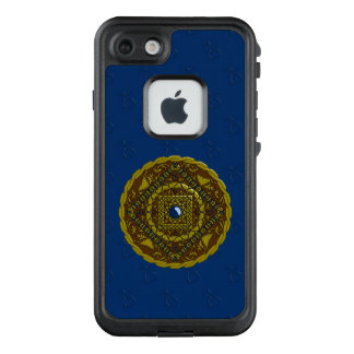 Steinbock-Mandala Lifeproof Fall LifeProof FRÄ' iPhone 8/7 Hülle