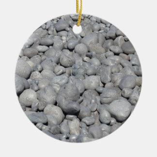 Steine Keramik Ornament