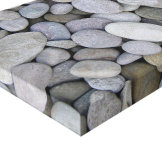 Steine Leinwanddruck