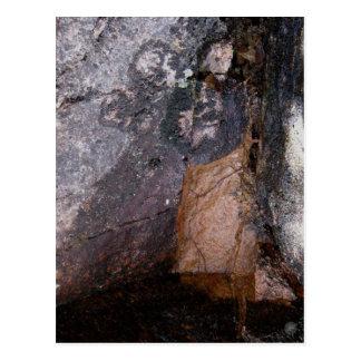 """Steine von Ostern #10:  """"Unter der toten"""" Postkarte"""