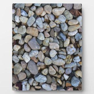 Steinfelsenbeschaffenheit Fotoplatte