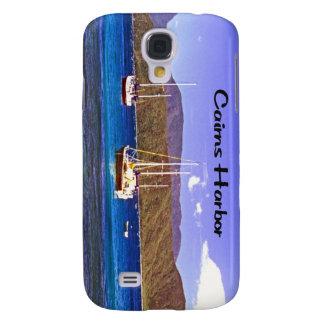 Steinhaufen-Hafen Queensland Australien Galaxy S4 Hülle