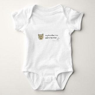 Steinhaufenterrier Baby Strampler
