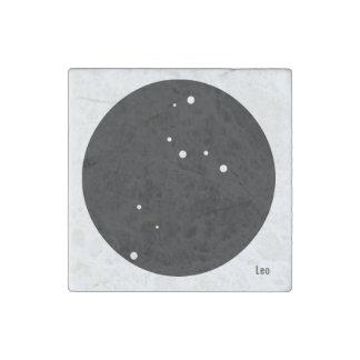 Steinmagnet des Tierkreis-Magnet-(Löwe)