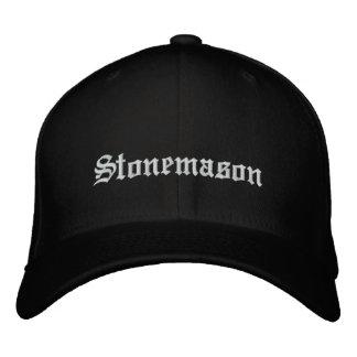 Steinmetz Bestickte Kappe