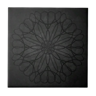 Steinmetzarbeit-Blume Keramikfliese