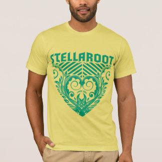 StellaRoot heraldisches Blau T-Shirt