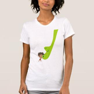Stelle umarmt Arlo T-Shirt