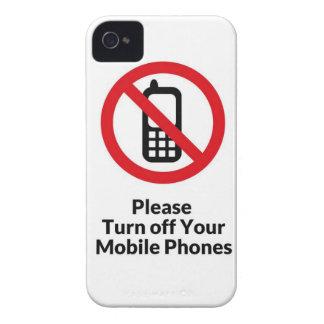 Stellen Sie bitte Ihren Handys iPhone Fall ab iPhone 4 Cover
